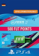 FIFA 19 Ultimate Team - 500 FIFA Points - PS4 Code