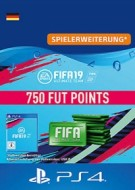 FIFA 19 Ultimate Team - 750 FIFA Points - PS4 Code