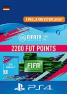 FIFA 19 Ultimate Team - 2200 FIFA Points - PS4 Code