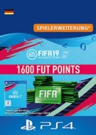 FIFA 19 Ultimate Team - 1600 FIFA Points - PS4 Code