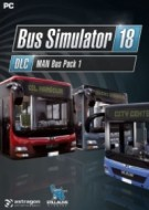 Bus Simulator 18 - MAN Bus Pack 1 (DLC)