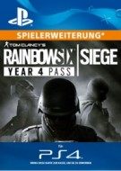 Tom Clancy's Rainbow Six Siege - Year 4 Pass - PS4 Code