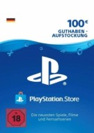 PSN Card 100 Euro DE (Deutschland) - Playstation Network