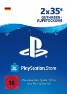 PSN Card 70 Euro DE (Deutschland) - Playstation Network