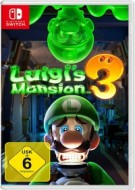Luigi's Mansion 3 (Nintendo Switch Box)