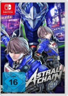 Astral Chain (Nintendo Switch Box)