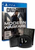 Call Of Duty Modern Warfare - PS4 [inkl. Merchandise-Pack]