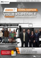 OMSI 2 Add-on Downloadpack Vol. 8 – KI-Menschen