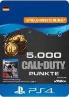 Call of Duty Modern Warfare Points 5000