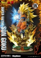 Dragon Ball Z Statue 1/4 Super Saiyajin Son Goku Deluxe Version 64 cm