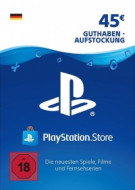 PSN Card 45 Euro DE (Deutschland) - Playstation Network