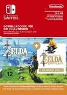 The Legend of Zelda: Breath of the Wild mit Erweiterungspass - eShop Code Bundle