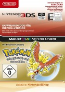 Pokemon Goldene Edition - eShop Code