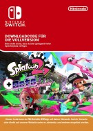Splatoon 2 und Octo Expansion - eShop Code Bundle