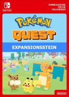 Pokemon Quest: Expansionsstein - Switch eShop Code