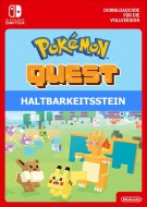 Pokemon Quest: Haltbarkeitsstein - Switch eShop Code