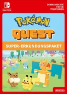 Pokemon Quest: Super-Erkundungspaket - Switch eShop Code
