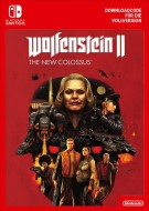 Wolfenstein II: The New Colossus - eShop Code