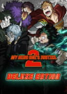 My Hero One's Justice 2...