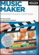 MAGIX Music Maker Soundtrack Edition 2013