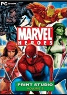 Marvel Heroes Print Studio - Vol 3