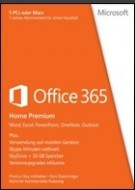 Microsoft Office 365 Home Premium - 5 PC - 1 Jahr