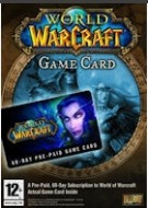 WoW Gamecard 60 Tage (World of Warcraft GTC - EU)
