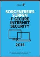 F-secure Internet Security 2015 - 5 PC - 1 Jahr