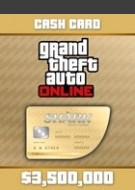 Grand Theft Auto Online: Whale Shark Cash Card