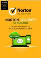 Norton Security 3.0 Standard - 1 PC - 1 Jahr