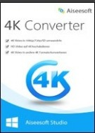 Aiseesoft 4K Converter - 1 PC - Unlimited