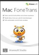 Aiseesoft Mac FoneTrans - 1 User - 1 Jahr