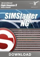SIMStarter NG - Flight Simulator X Addon
