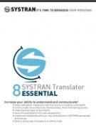 SYSTRAN 8 Translator Essential - Deutsch <> Französisch