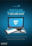 F-Secure SAFE - 3 User - 2 Jahre