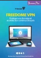 F-Secure Freedome - 3 User - 1 Jahr