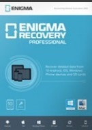 Enigma Recovery - Professional (10 devices / 1 Year)