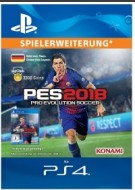 PES 2018 myClub Coin 3300 - PS4 Code