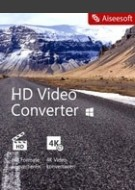 Aiseesoft HD Video Converter für PC - 2018