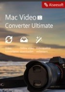 Aiseesoft Video Converter Ultimate für Mac - 2018