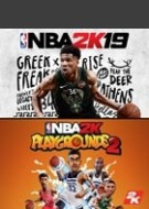 NBA 2K19 + NBA 2K Playgrounds 2 Bundle