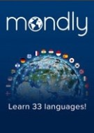 Mondly Premium 1 Sprache - 6 Monate
