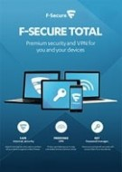 F-Secure TOTAL - 1 Jahr