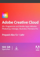 Adobe Creative Cloud All Apps - 1 An