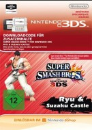 Super Smash Bros. für 3DS - Ryu & Suzaku Castle Stage - eShop Code