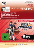 Super Smash Bros. für 3DS - Roy - eShop Code