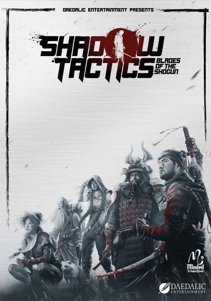 Shadow Tactics: Blades of the Shogun bei Gamesrocket.de günstig kaufen